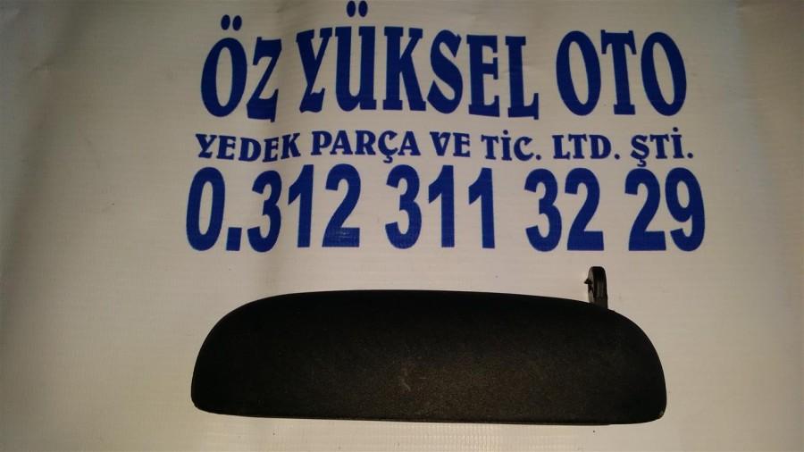 FİESTAÖN KAPI DIŞ AÇMA KOLU-SOL1996-2001