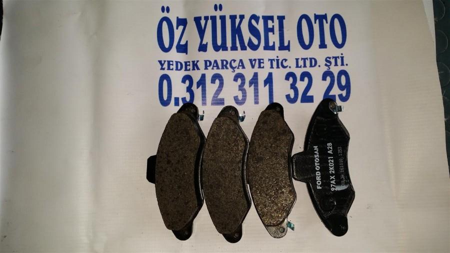ESCORTÖN FREN BALATASI-ÖN DİSK1995-2000