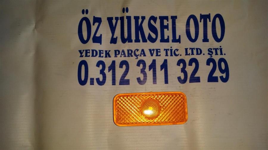 TRANSİTYAN SİNYAL LAMBASI2001-2007