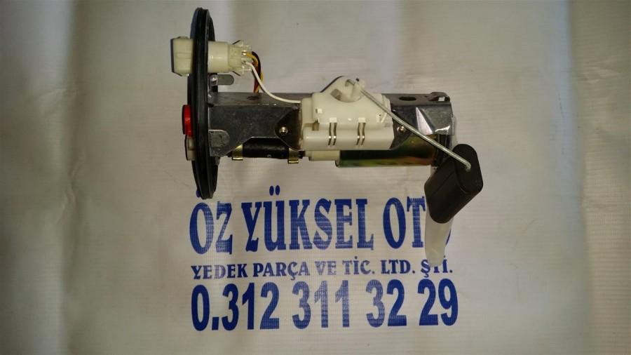 FİESTAYAKIT DEPO ŞAMANDIRASI-KOMPLE1996-2001