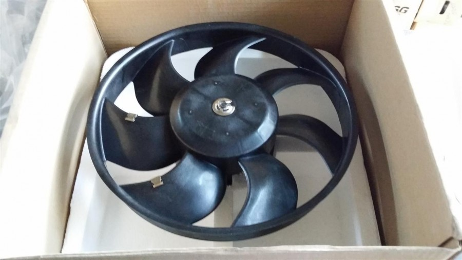ESCORT	CLX FAN MOTORU	1991-2000